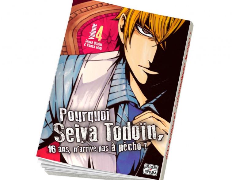 Abonnement Pourquoi Seiya Todoïn, 16 ans, n'arrive pas à pécho ? tome 4