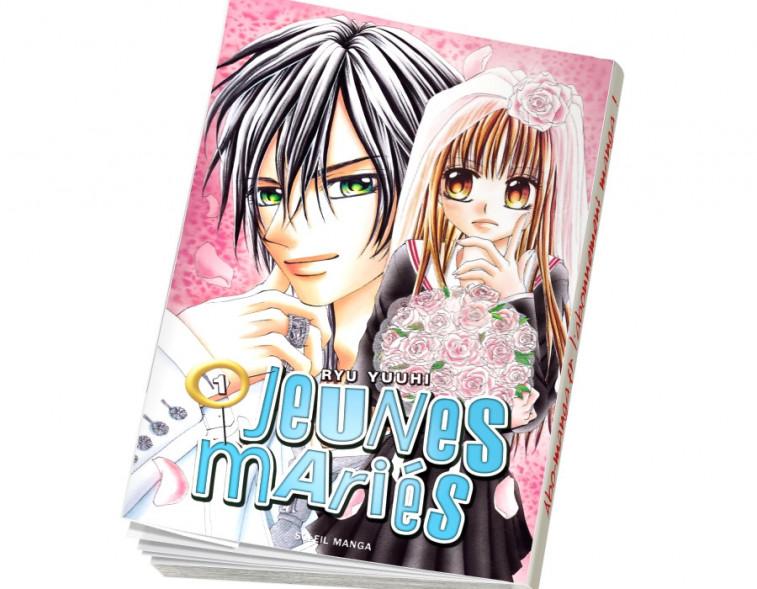 Abonnement Jeunes mariés tome 1