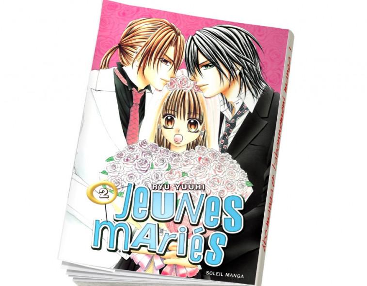 Abonnement Jeunes mariés tome 2