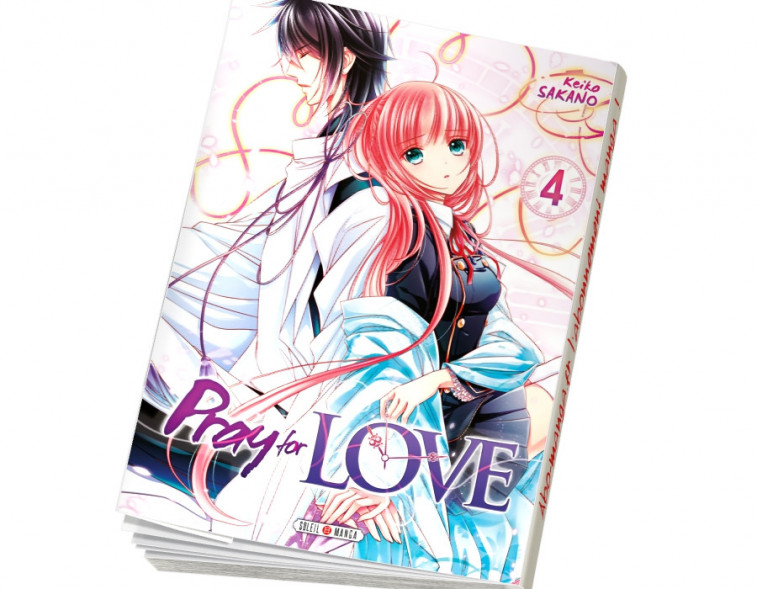 Abonnement Pray for Love tome 4