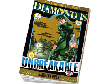 Jojo's - Diamond is Unbreakable Jojo's - Diamond is Unbreakable T02