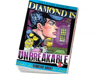 Jojo's - Diamond is Unbreakable Jojo's - Diamond is Unbreakable T03