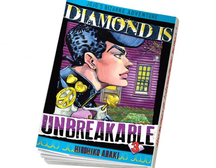 Abonnement Jojo's - Diamond is Unbreakable tome 3