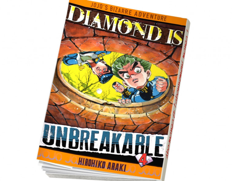 Abonnement Jojo's - Diamond is Unbreakable tome 4