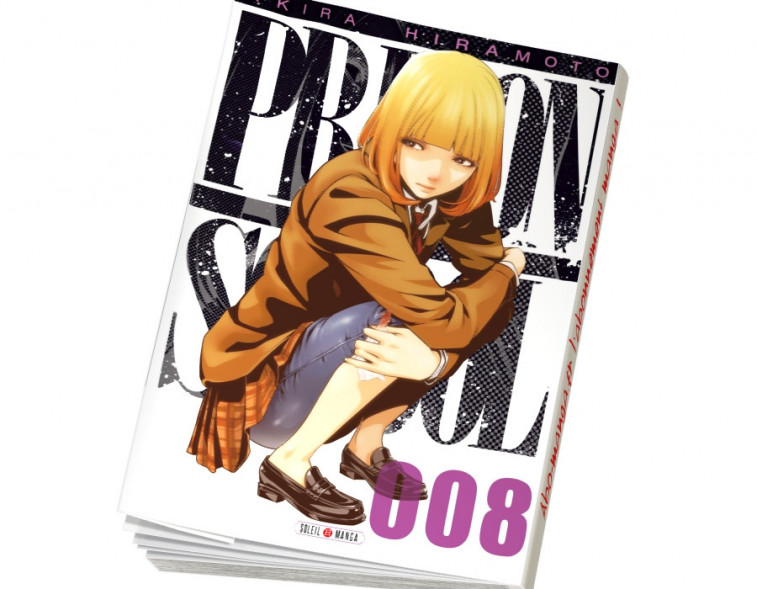 Abonnement Prison school tome 8