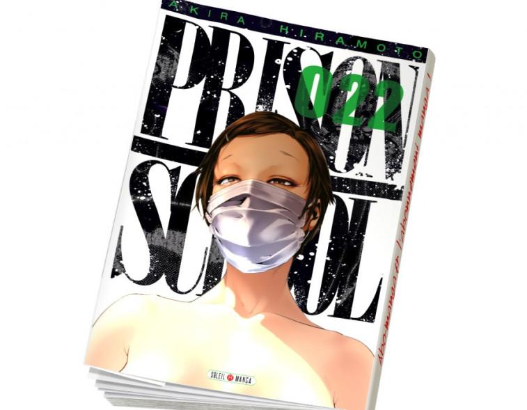 Abonnement Prison school tome 22