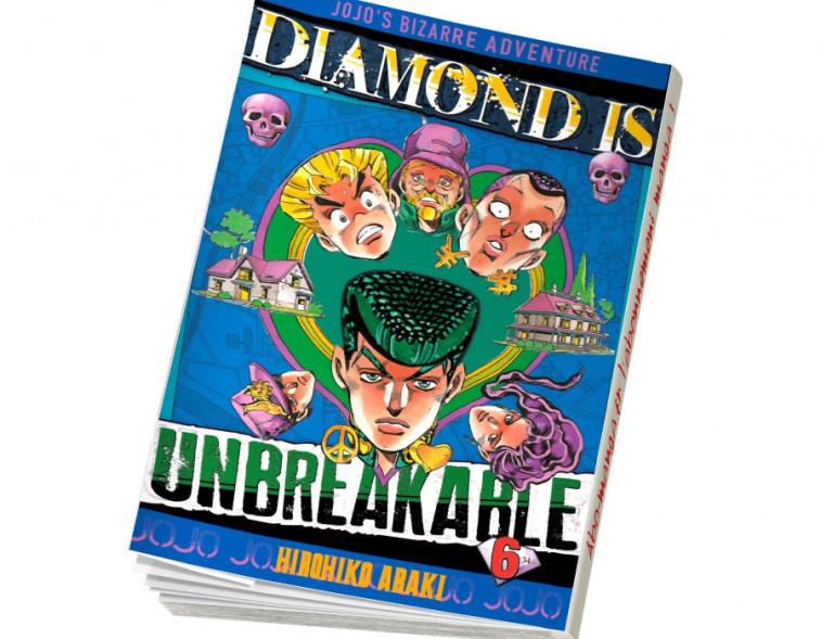 Abonnement Jojo's - Diamond is Unbreakable tome 6