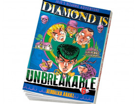 Jojo's - Diamond is Unbreakable
