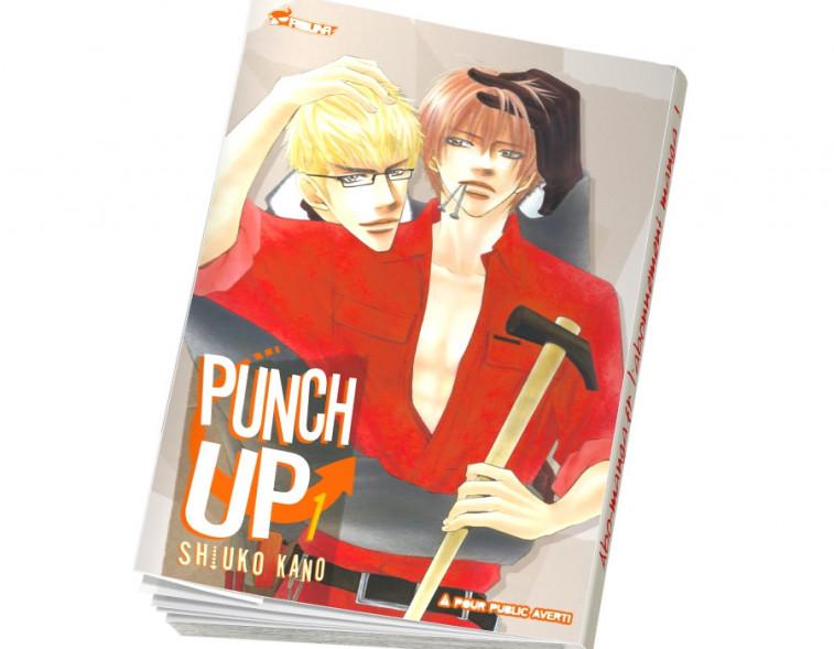 Abonnement Punch Up tome 1