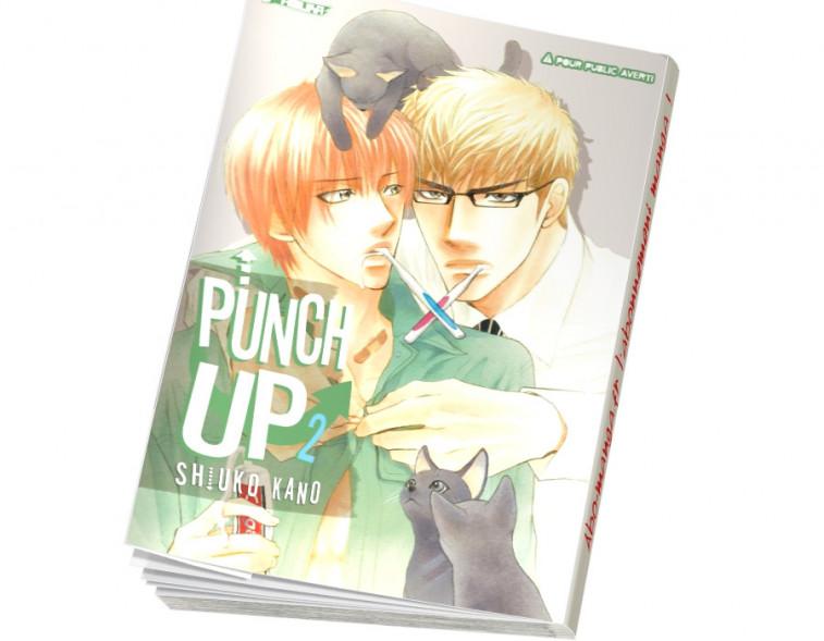 Abonnement Punch Up tome 2