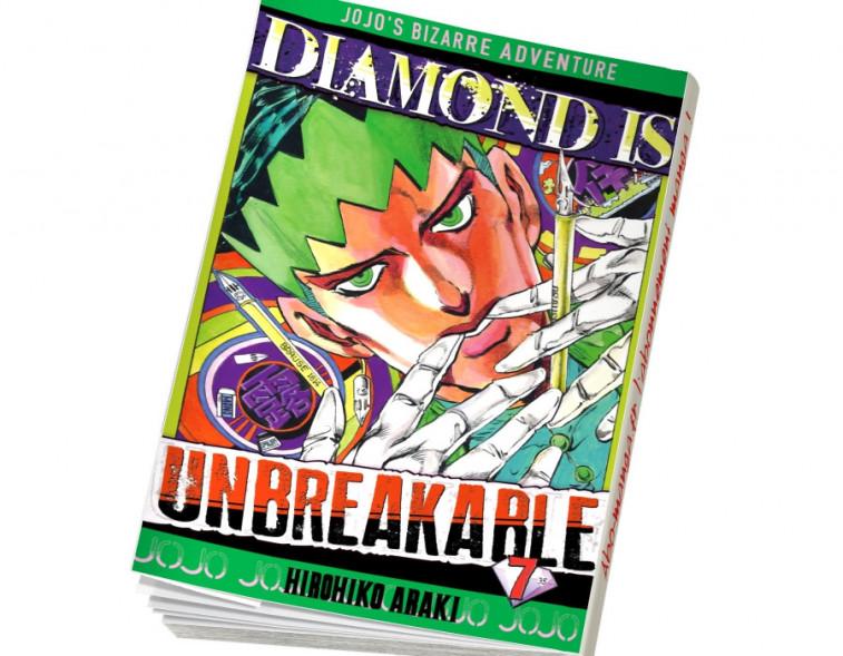 Abonnement Jojo's - Diamond is Unbreakable tome 7