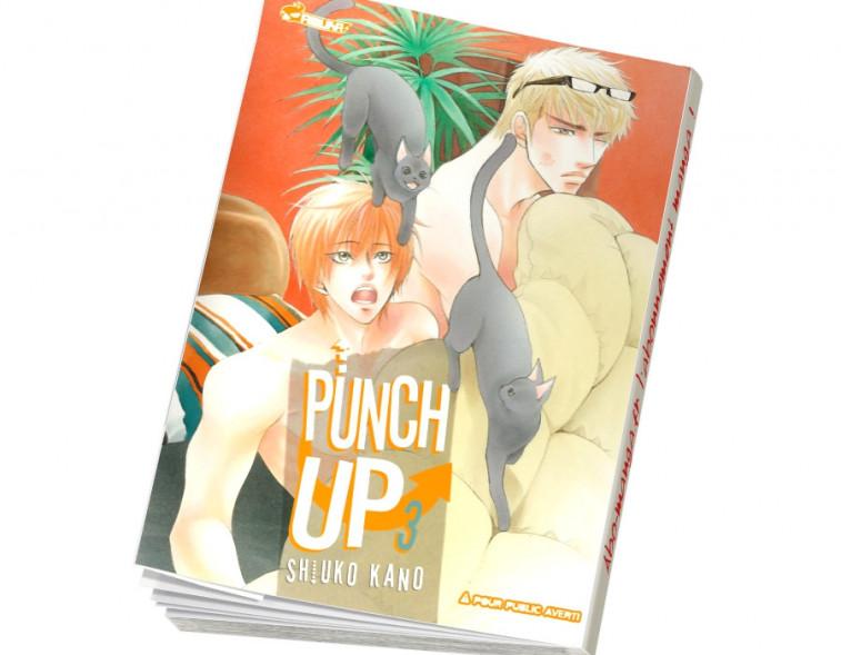 Abonnement Punch Up tome 3