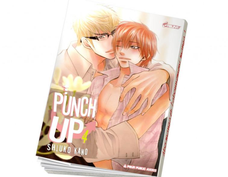 Abonnement Punch Up tome 4