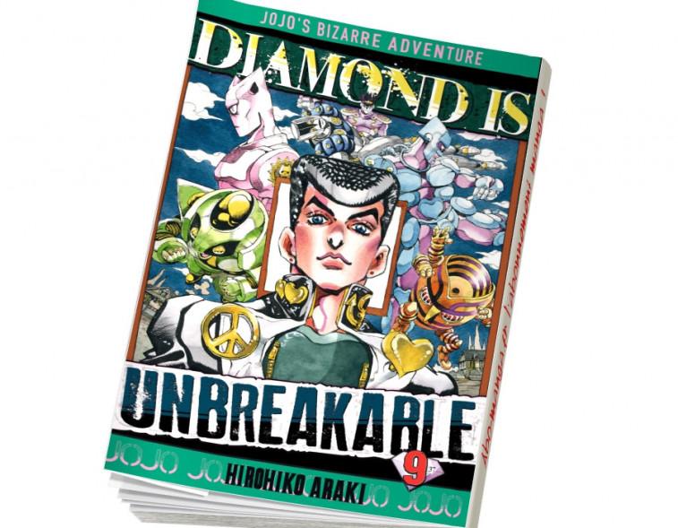 Abonnement Jojo's - Diamond is Unbreakable tome 9