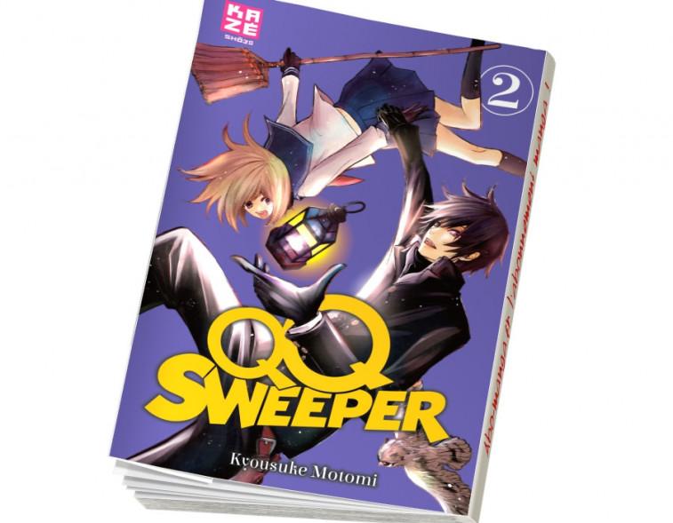 Abonnement QQ Sweeper tome 2