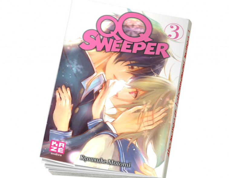 Abonnement QQ Sweeper tome 3 (Fin)