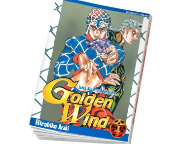Jojo's - Golden Wind Jojo's - Golden Wind T04