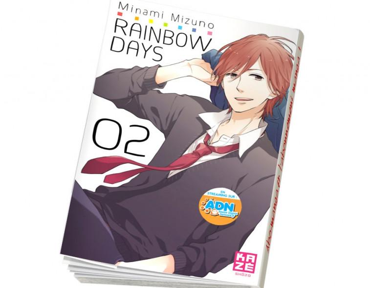 Abonnement Rainbow Days tome 2