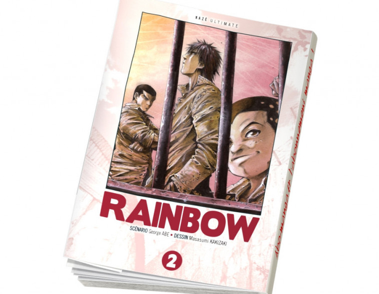 Abonnement Rainbow Ultimate tome 2