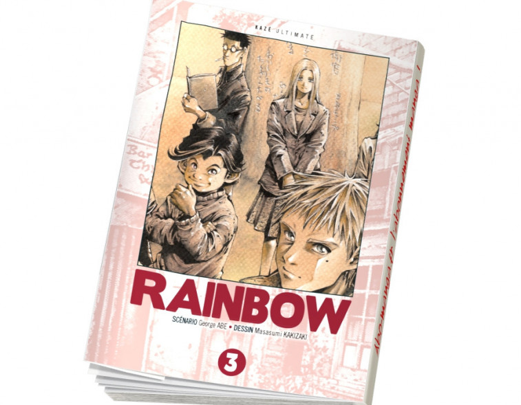 Abonnement Rainbow Ultimate tome 3