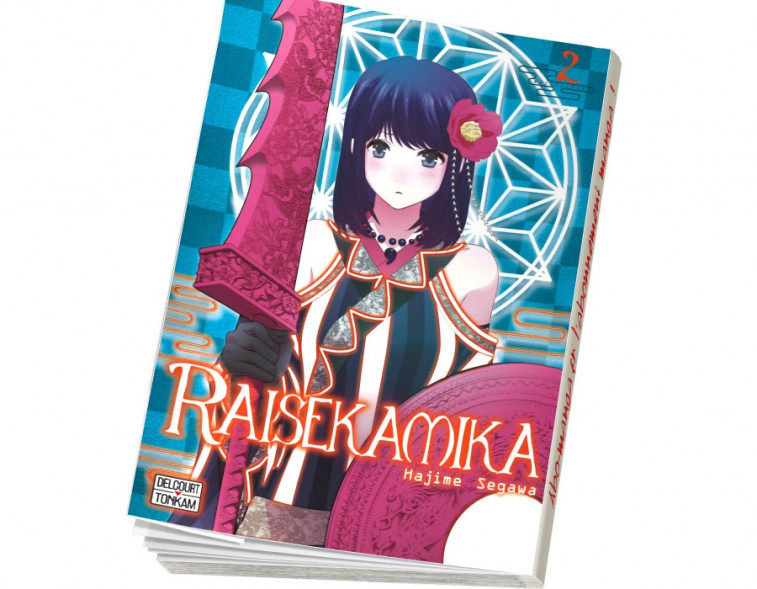 Abonnement Raisekamika tome 2