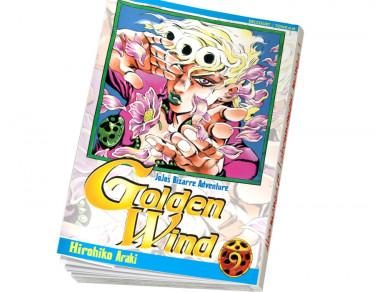 Jojo's - Golden Wind Jojo's - Golden Wind T09
