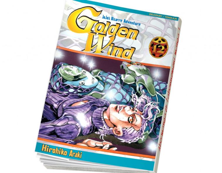 Abonnement Jojo's - Golden Wind tome 12