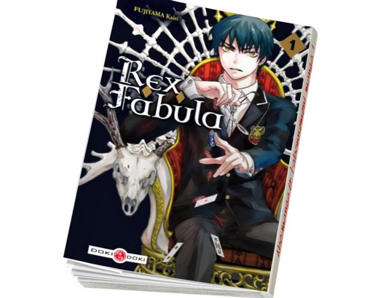Abonnement Rex Fabula tome 1