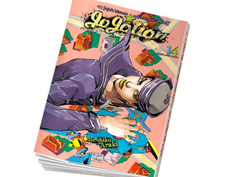 Abonnement Jojo's - Jojolion tome 14