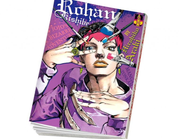 Abonnement Jojo's - Rohan Kishibe tome 1