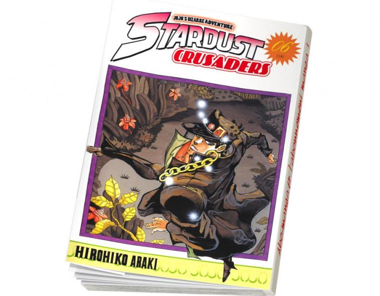 Abonnement Jojo's - Stardust Crusaders tome 6