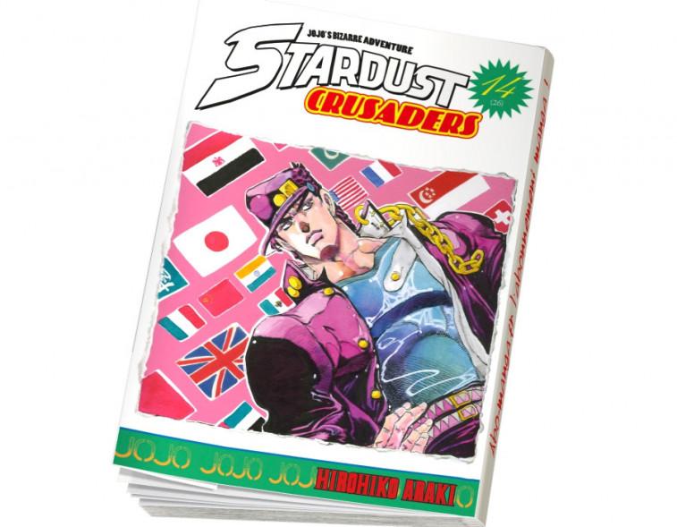 Abonnement Jojo's - Stardust Crusaders tome 14