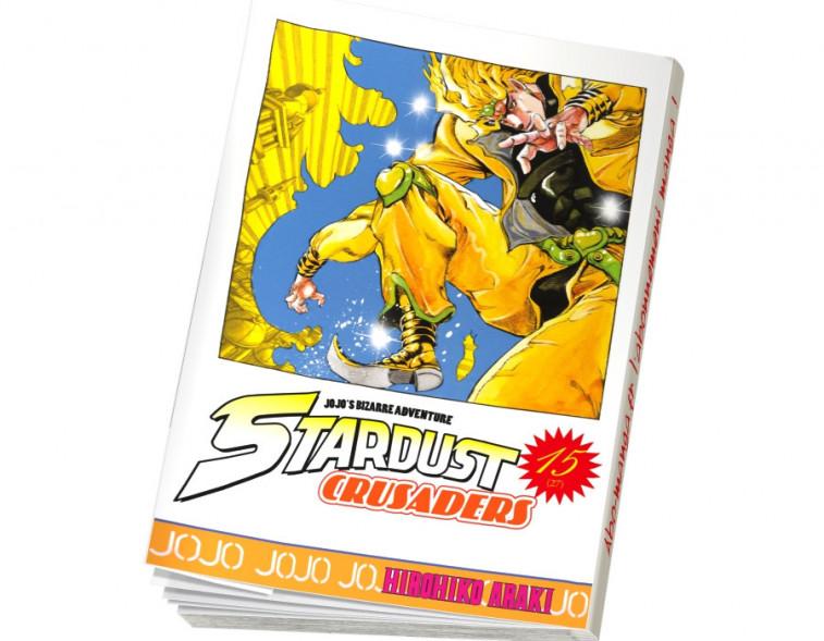 Abonnement Jojo's - Stardust Crusaders tome 15