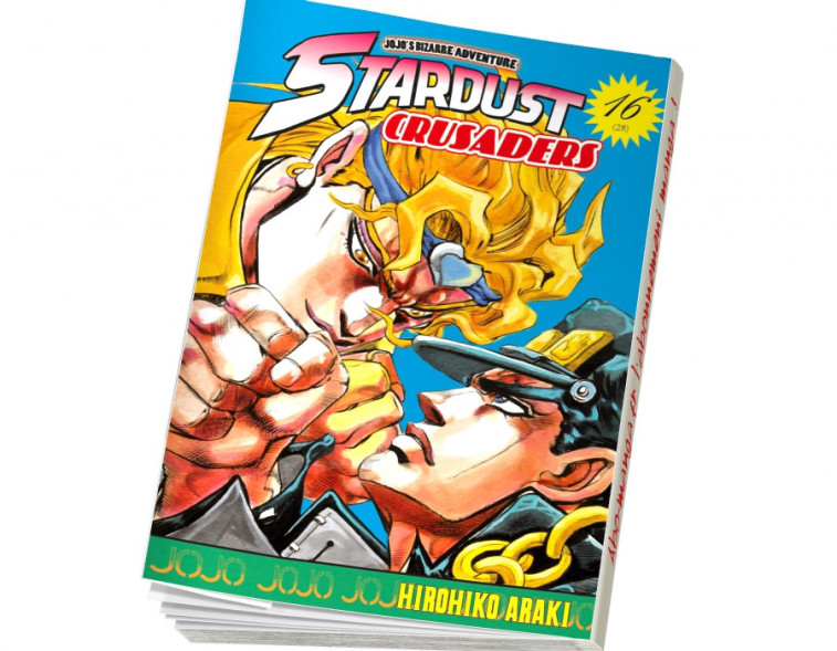 Abonnement Jojo's - Stardust Crusaders tome 16