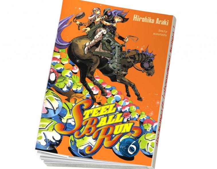 Abonnement Jojo's - Steel Ball Run tome 6