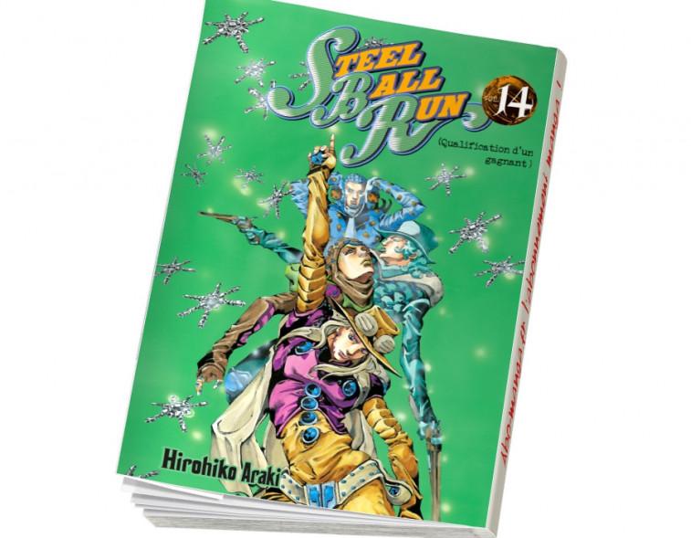 Abonnement Jojo's - Steel Ball Run tome 14