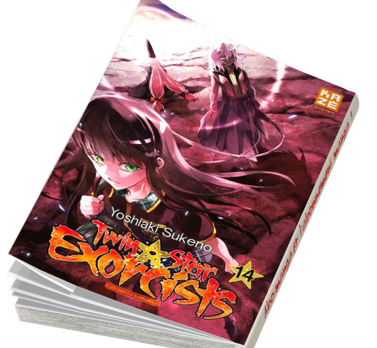 Abonnement Twin Star Exorcists tome 14