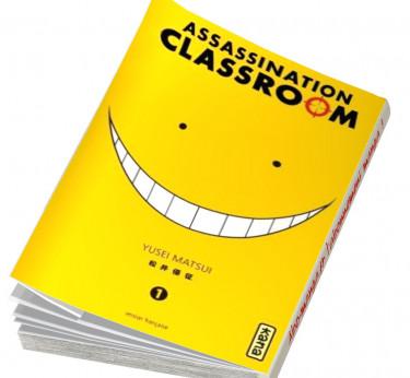 Assassination Classroom Assassination Classroom T01