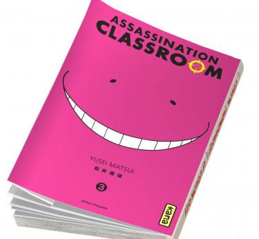 Assassination Classroom Assassination Classroom T03