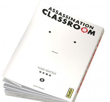 Assassination Classroom Assassination Classroom T05