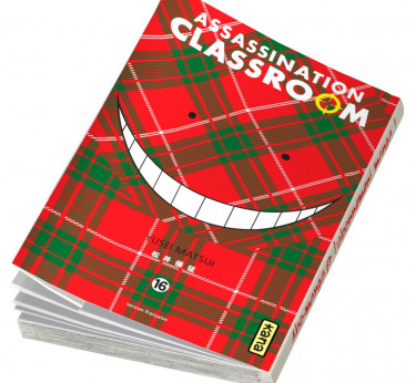 Assassination Classroom Assassination Classroom T16