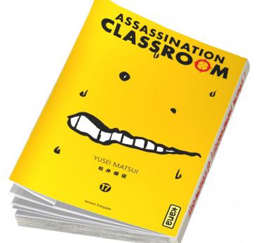 Assassination Classroom Assassination Classroom T17