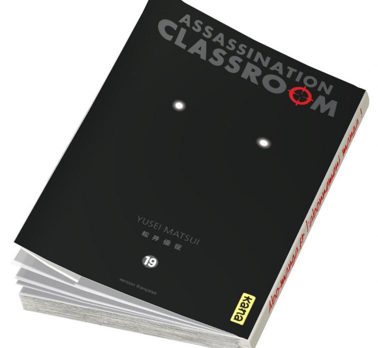 Abonnement Assassination Classroom tome 19