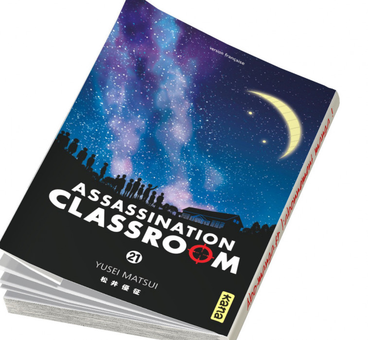 Abonnement Assassination Classroom tome 21