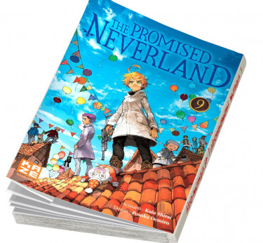 The Promised Neverland The Promised Neverland T09