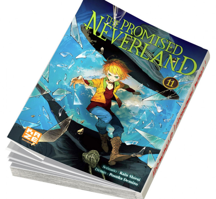 Abonnement The Promised Neverland tome 11