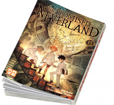 The Promised Neverland The Promised Neverland T13