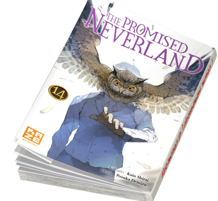 Abonnement The Promised Neverland tome 14