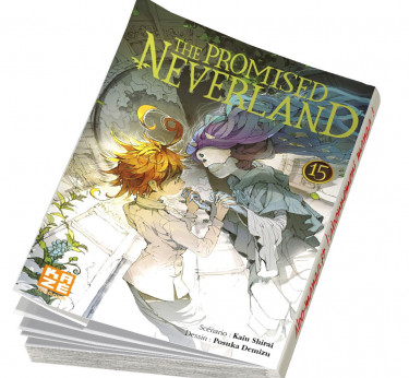 The Promised Neverland The Promised Neverland T15
