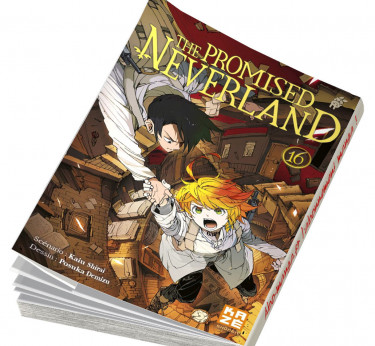 The Promised Neverland The Promised Neverland T16
